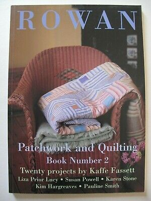 ROWAN Patchwork and Quilting Book Number 2