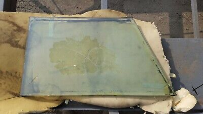 Land Rover Snatch Army Military Bullet Proof Protective Door Glass