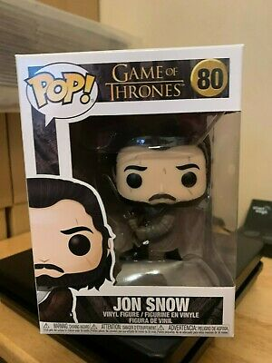 Funko POP! GOT Game of Thrones Season 11 Jon Snow - IN STOCK - NEW