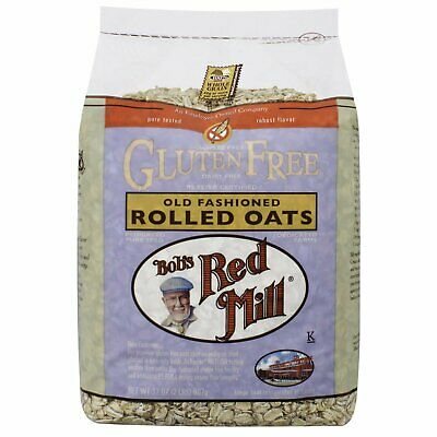 Bobs Red Mill: Gluten Free, Old Fashioned Rolled Oats, 2 lbs (907 g)