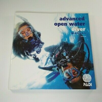 Padi Advanced Open Water Book