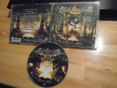 Blind Guardian CD A Twist in the Myth metal Rhapsody of Fire Demons & Wizards !