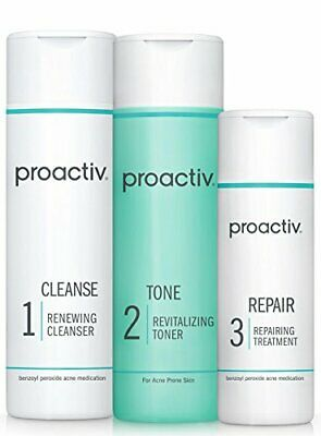 Proactiv Solution 3 Step Acne Treatment System (60 Day) Second Kits