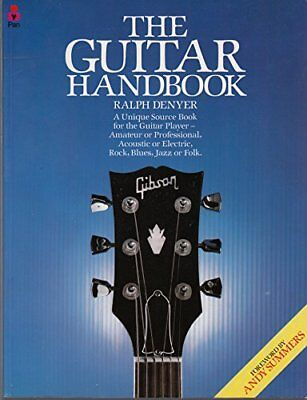 The Guitar Handbook by Ralph Denyer 0330267884 The Cheap Fast Free Post