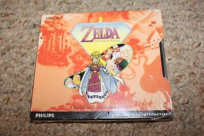 CDI PHILIPS X2 ZELDA Wand of Gamelon +LINK The Faces of Evil Region