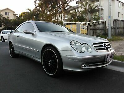 Mercedes Benz CLK 240 Elegance Coupe 2005 Automatic