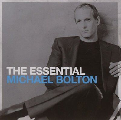 The Essential Michael Bolton -  CD NWVG The Cheap Fast Free Post