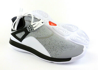 f40da349e2a3 Nike men s Jordan Fly 89 basketball shoes sneakers Wolf Grey Black size 11