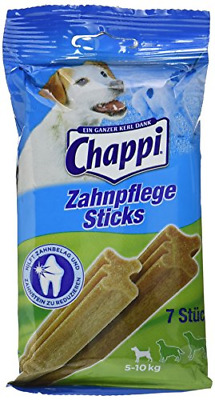 Chappi Dental Cani Snacks zahnfreund Sticks, Cura per la riduzione di tartaro &