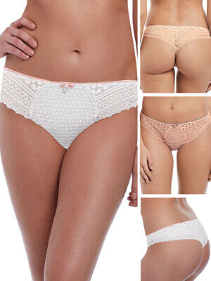 Freya Daisy Lace Thong Mid Rise 5137 String Lingerie