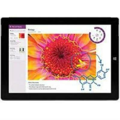 """Microsoft Surface 3 Multi-Touch 10.8"""" Tablet / 64GB, Silver"""