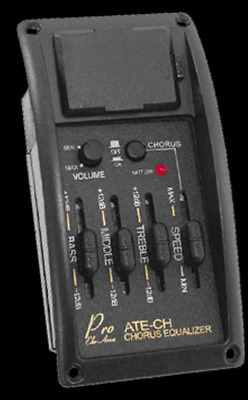Artec EPP-Plus Preamp Jack with vol control for Acoustic Guitar