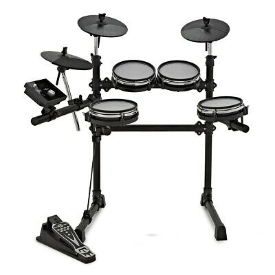 Digital Drums 420X Mesh Electronic Drum Kit by Gear4music- INCOMPLETE- RRP £299