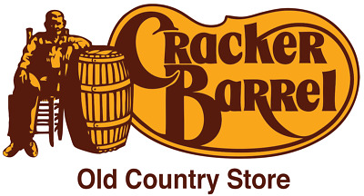 Cracker Barrel $25 Gift Card