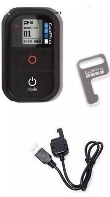 GoPro WiFi Remote Control + Key + charging cable (package of 2)