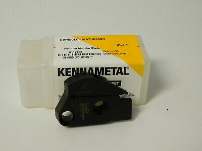 Kennametal Left Hand Cut Indexable Grooving Cartridge 6117102