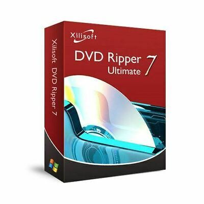 Xilisoft DVD Ripper Ultimate 7 Full Version | Windows PC ⭐Digital Download ⭐