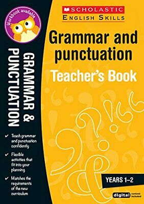 Grammar and Punctuation Years 1-2 (Scholastic ... by Fletcher, Lesley 1407140655