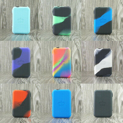 For Uwell Crown 4 Kit Protective Silicone Case Non-slip Cover Sleeve Wrap Skin