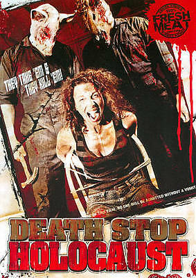 Death Stop Holocaust Lisa Krenisky DVD