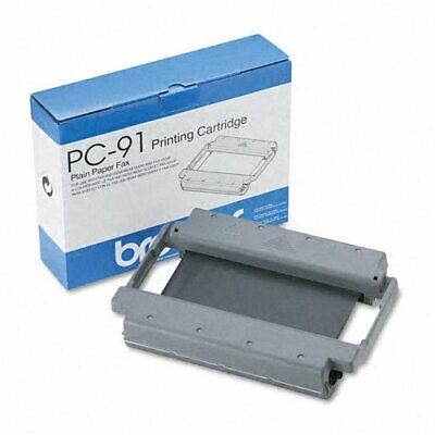 Brother Pc-91 Plain Paper Fax Printing Cartridge ( 1 Cartridge )