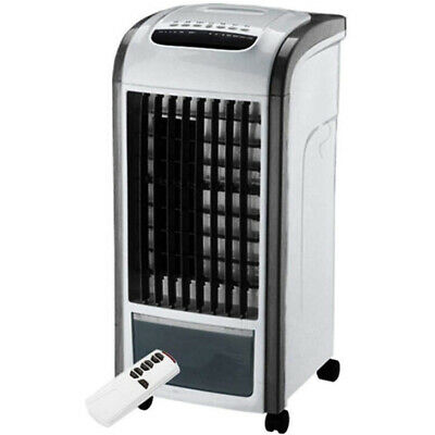 3.5L Air Cooler With Remote Control Cold Humidifying Fan Timer Water Tank New
