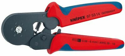 Knipex Pinces à sertir 975314 180MM