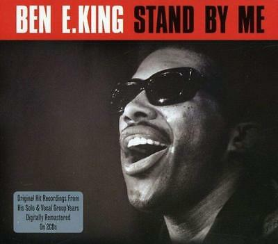 Ben E.King ~ Stand By Me NEW 2CD Original Greatest Hits, Includes The Drifters