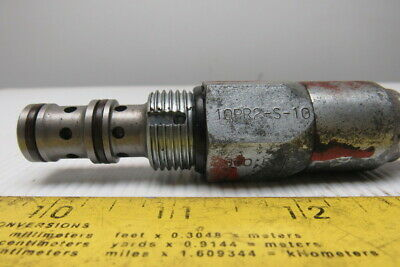 1OPR2-S-10 Pressure Reducing Cartridge Valve 300PSI