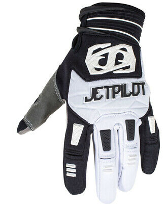 Gants jetski Matrix Race Glove Full Finger Black/White JetPilot - XS