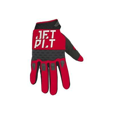 Gants - Jetpilot Matrix /RX Glove Full Finger rouge/noir - L