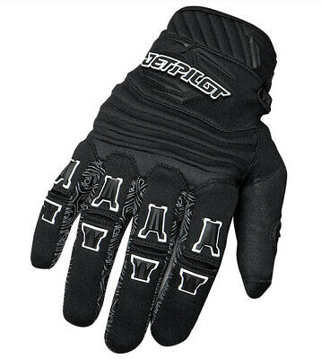 Gants jetski Race Glove Full Finger Black JetPilot - 2XL