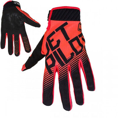 Gants jetski Phantom Super Lite Glove Black/Orange JetPilot - 2XL