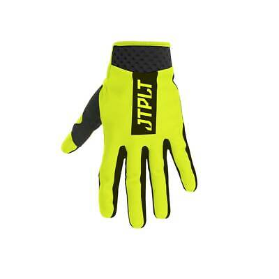 Gants - Jetpilot Matrix Pro Super Lite Glove Full Finger Jaune/Noir - M