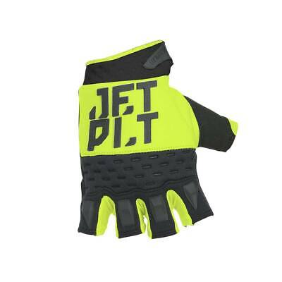 Gants - Jetpilot Matrix /RX Glove Short Finger jaune/noir - L