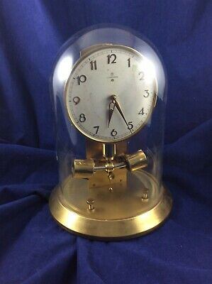 Vintage Junghans ATO Domed Clock with Magnetic Battery Operated Movement BRISTOL