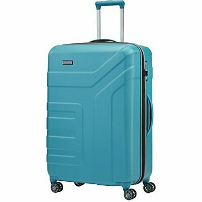 """Travelite Valise trolley """"Vector"""" avec 4 roues turquoise Koffer, 77 cm, 103"""