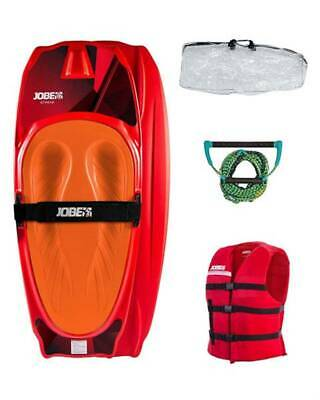 Kneeboard - Jobe Streak Kneeboard Red Package