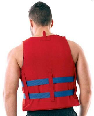 Gilet jet-ski Mixte - Jobe Heavy Duty Vest Red - XL