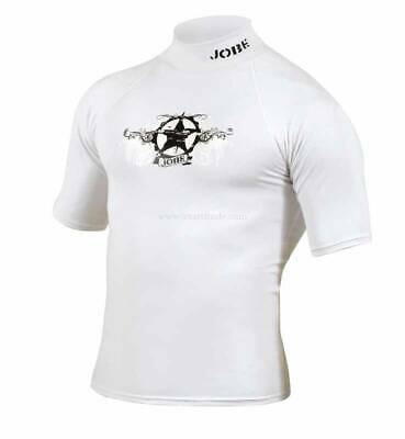 Rash Guard Jobe Union White S