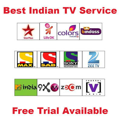 BEST IPTV ENGLISH, Indian, Punjabi, Hindi, Tamil, Urdu, VOD Free Trial