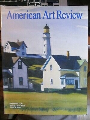 American Art Review Magazine - August 2011