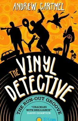 The Vinyl Detective - The Run-Out Groove: 2 by Andrew Cartmel (Paperback, 2017)