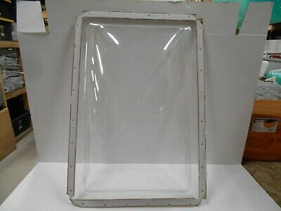 """*rv Skylight Exterior Clear 18"""" X 26"""" Free Shipping"""