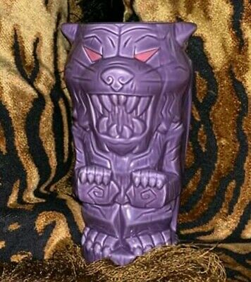 Tiger Army Tiger Bat Tiki Mug Limited Brand New 1 of 500 RARE