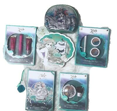 Lot Of 6 Disney x ELF Ariel Under The Sea Limited Edition Makeup Beauty