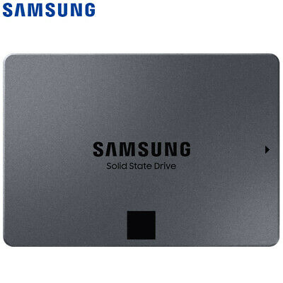 Samsung - 860 QVO 1TB Internal SSD  SATA Solid State Drive with V-NAND Technolog