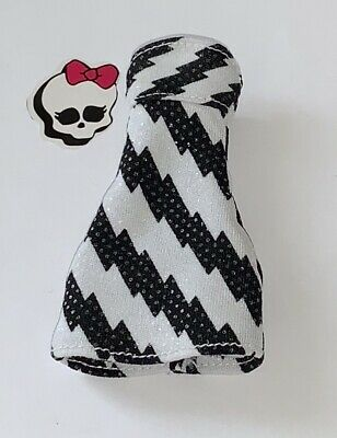 Monster High Doll Clothes Frankie Dawn Of The Dance Fab Striped Dress