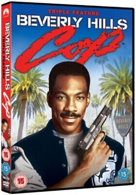 Beverly Hills Cop: Triple Feature [DVD], 5014437113931
