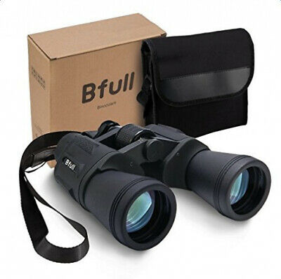 Bfull High Power 12x50 Binoculars,Compact Folding,Bird Watching with Super for